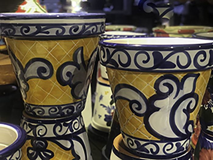 Pottery from Spain